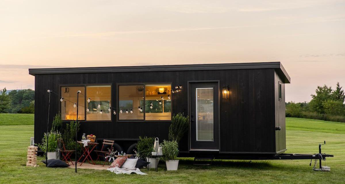 ikea tiny homes escape prefabricated