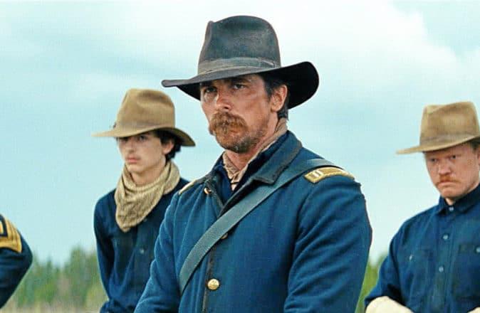 Netflix $55 Million The Pale Blue Eye Christian Bale