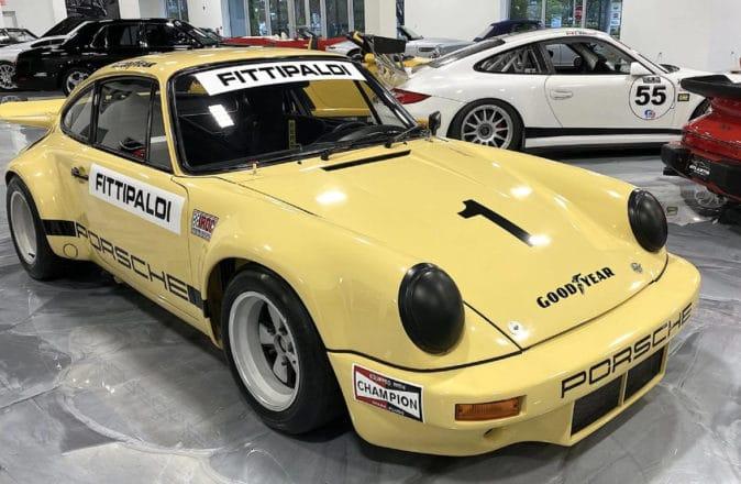 Pablo Escobar 1974 Porsche 911 RSR