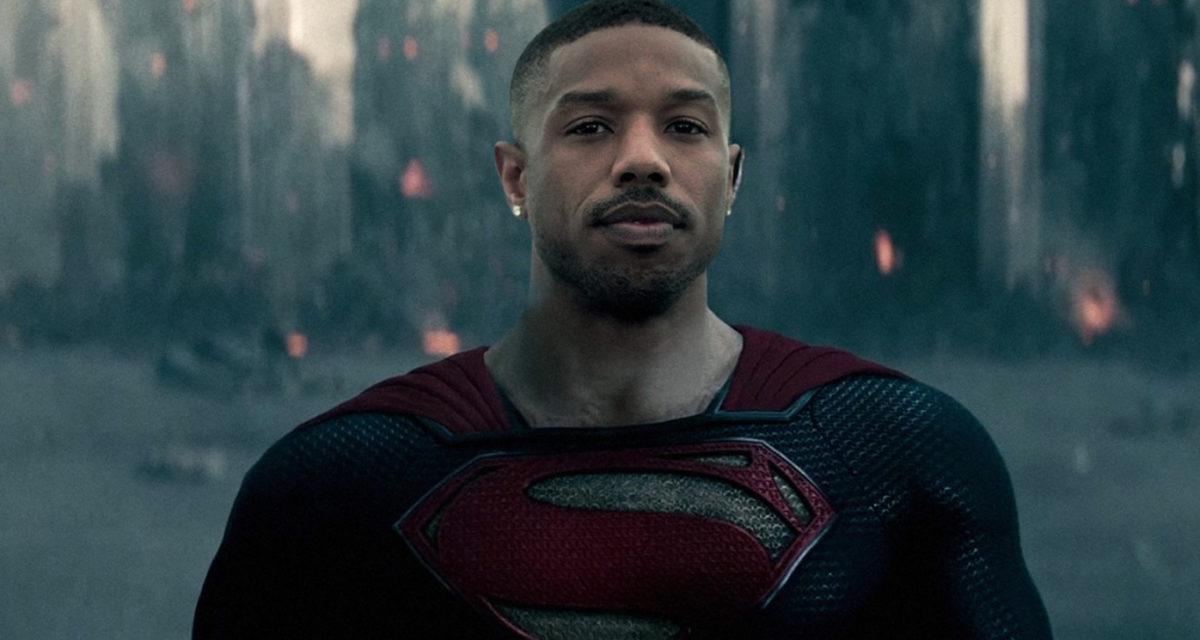 Superman Reboot Michael B Jordan JJ Abrams