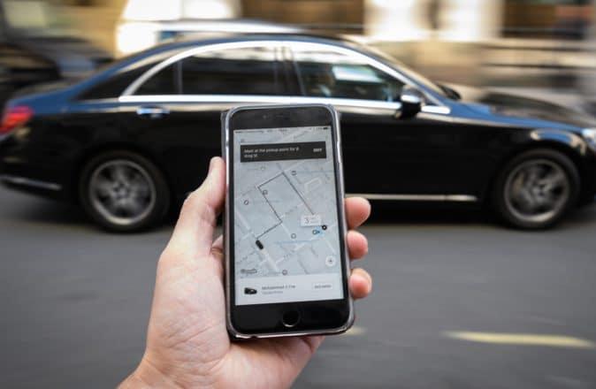 UberPool Sydney Return