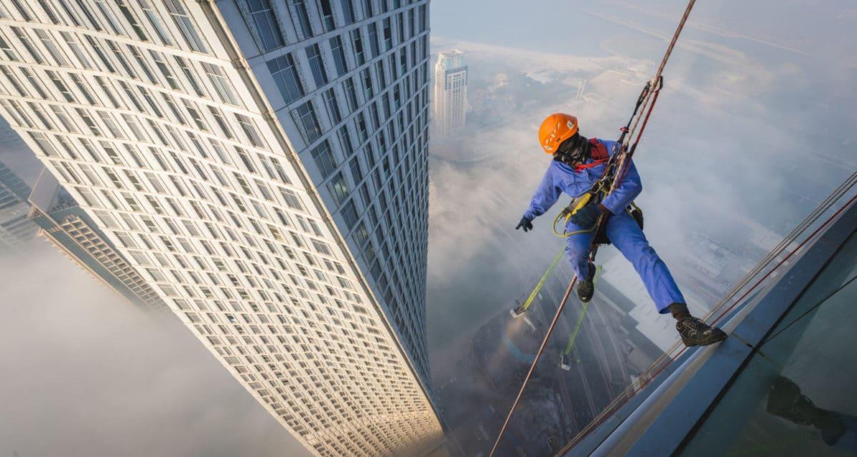 Dubai Window Cleaners Albert Dros