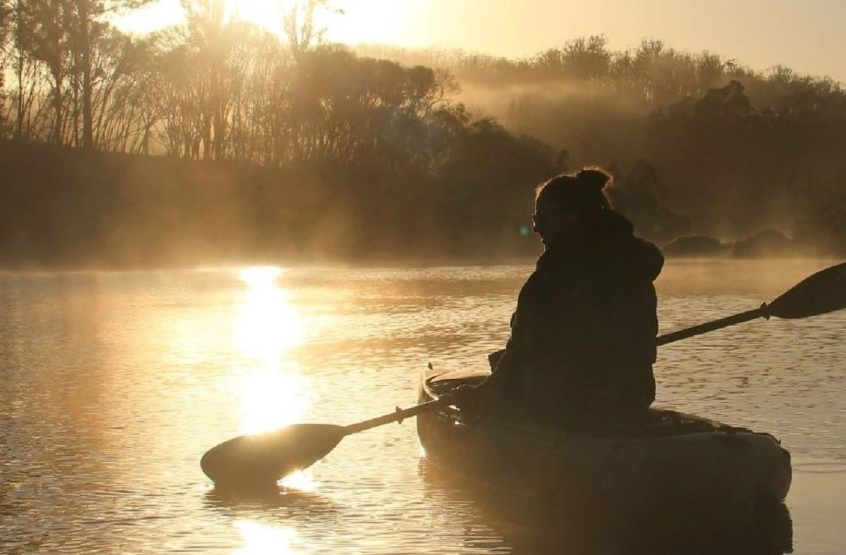 It may surprise most, but head to Eden for some of the best kayaking in Australia.