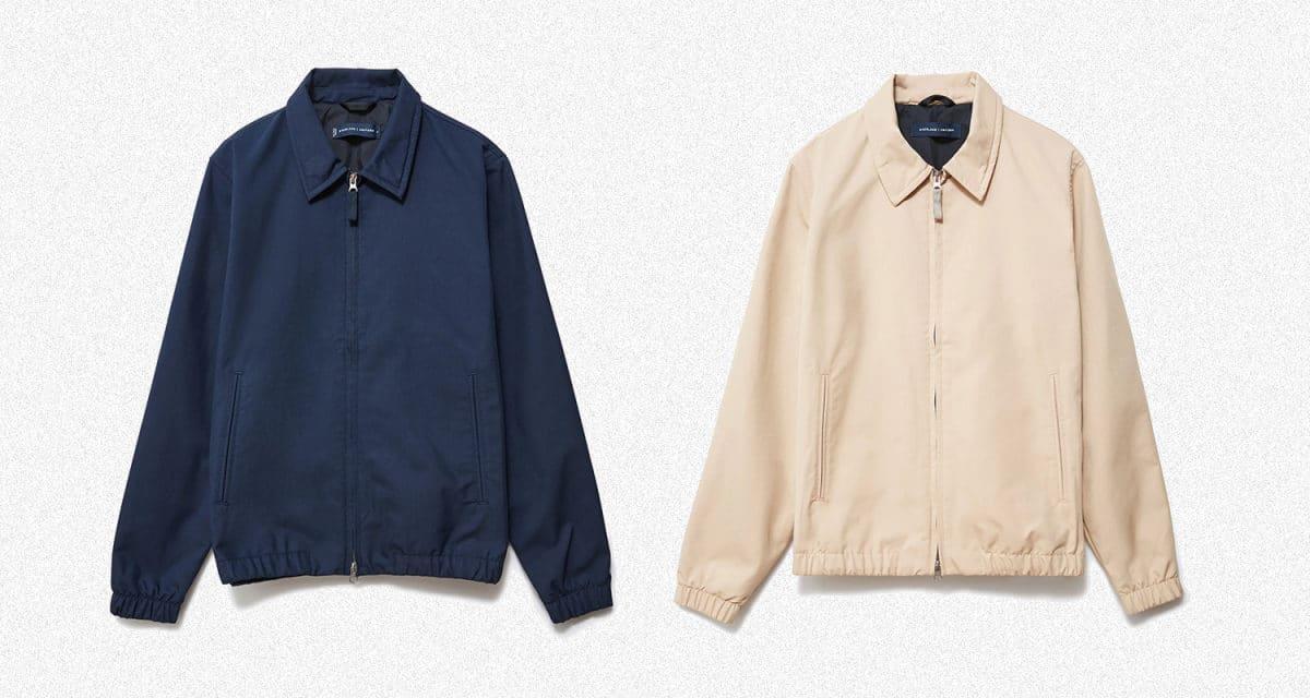 Everlane Everyday Jacket