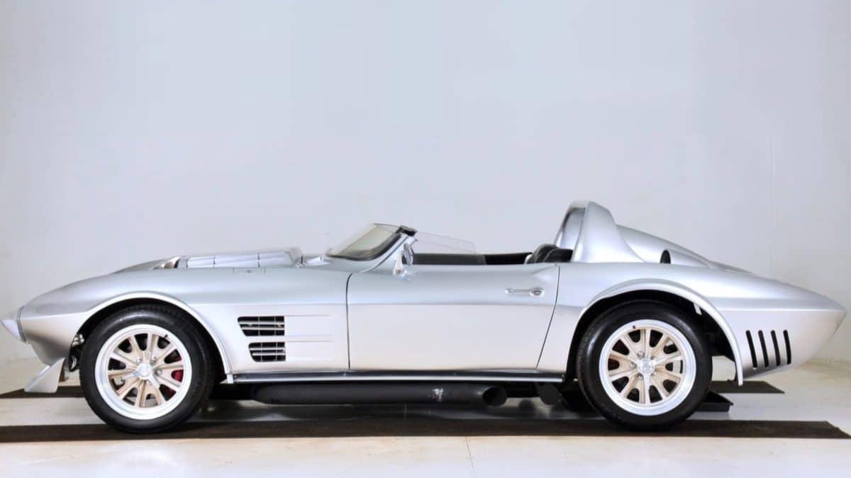 1963 Corvette Grand Sport Fast Furious Five