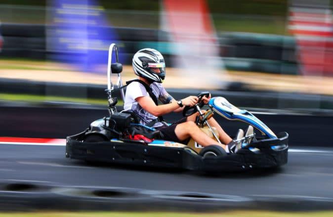 go-karting sydney
