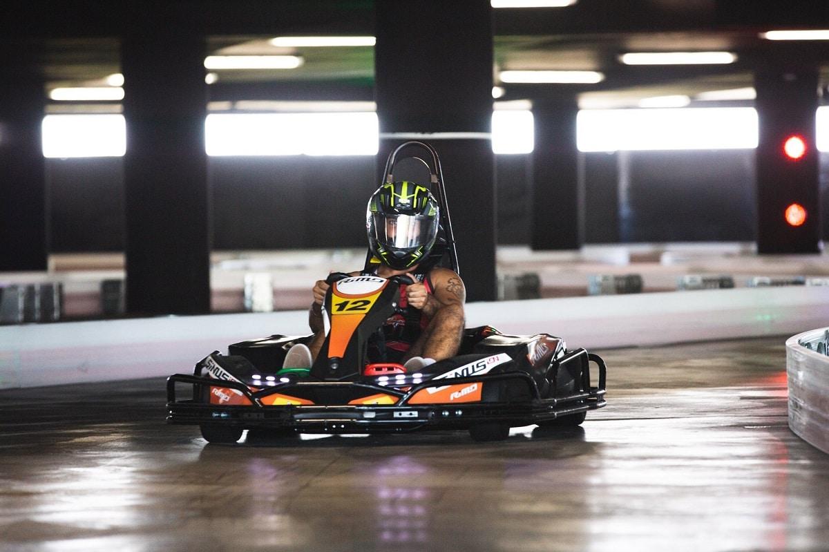 Hyper Karting gokarting sydney