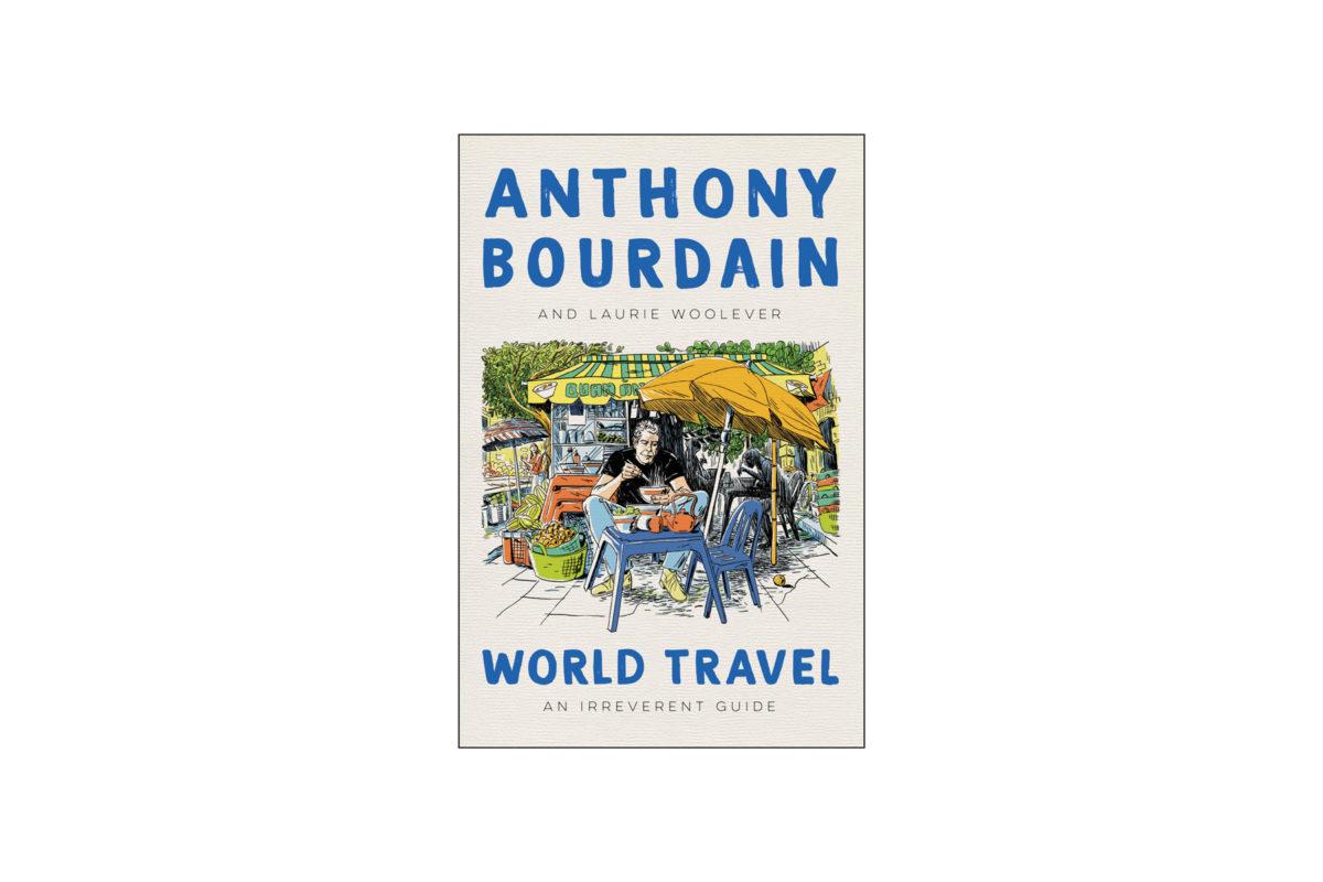 Anthony Bourdain final book