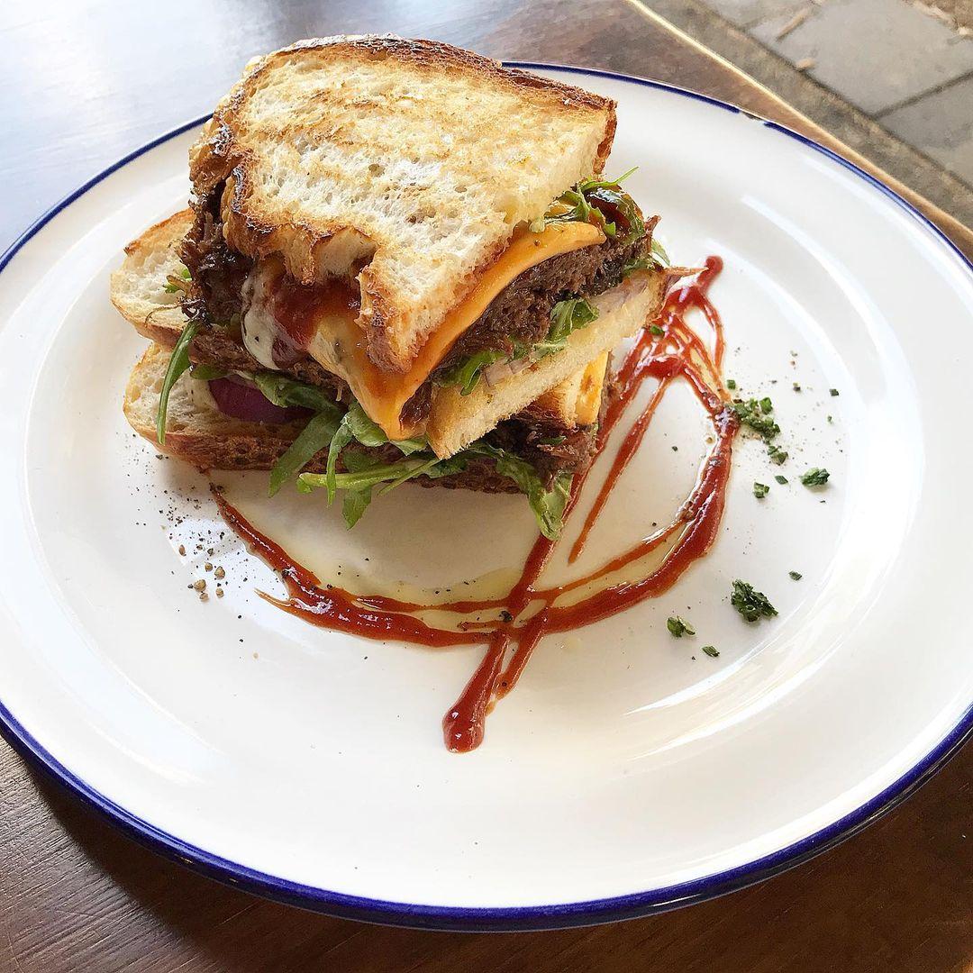 John Montagu is one of the best sandwich shops in Sydney
