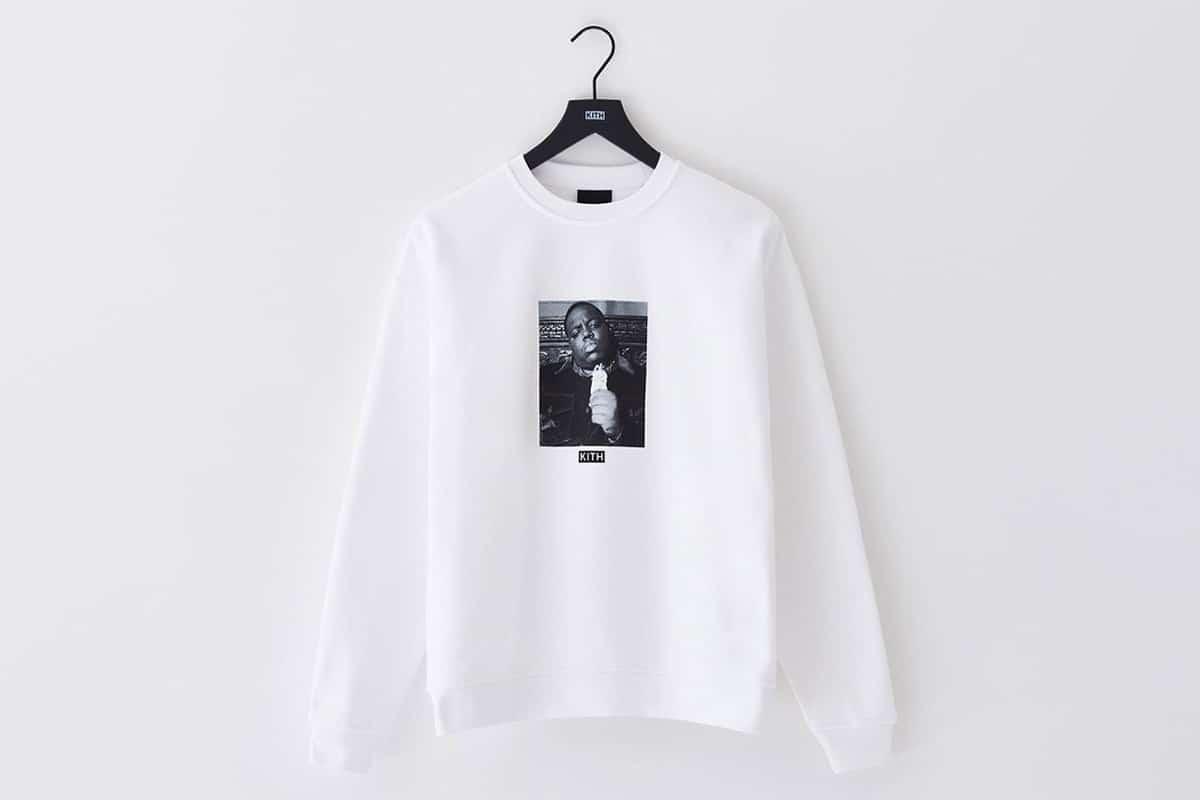 Kith Notorious BIG shirt
