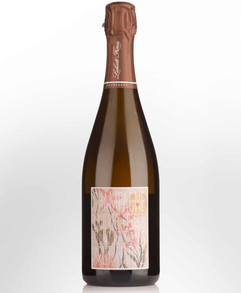 Aurelien Laherte has produced this beautiful blanc de blancs Champagne.