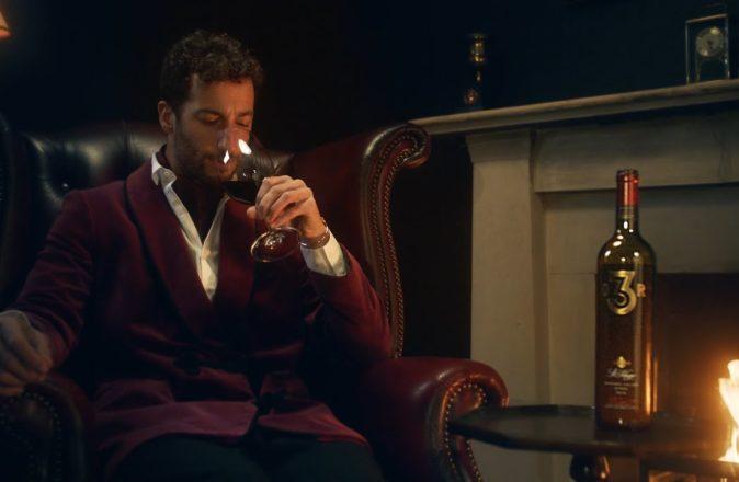 Daniel Ricciardo Wine