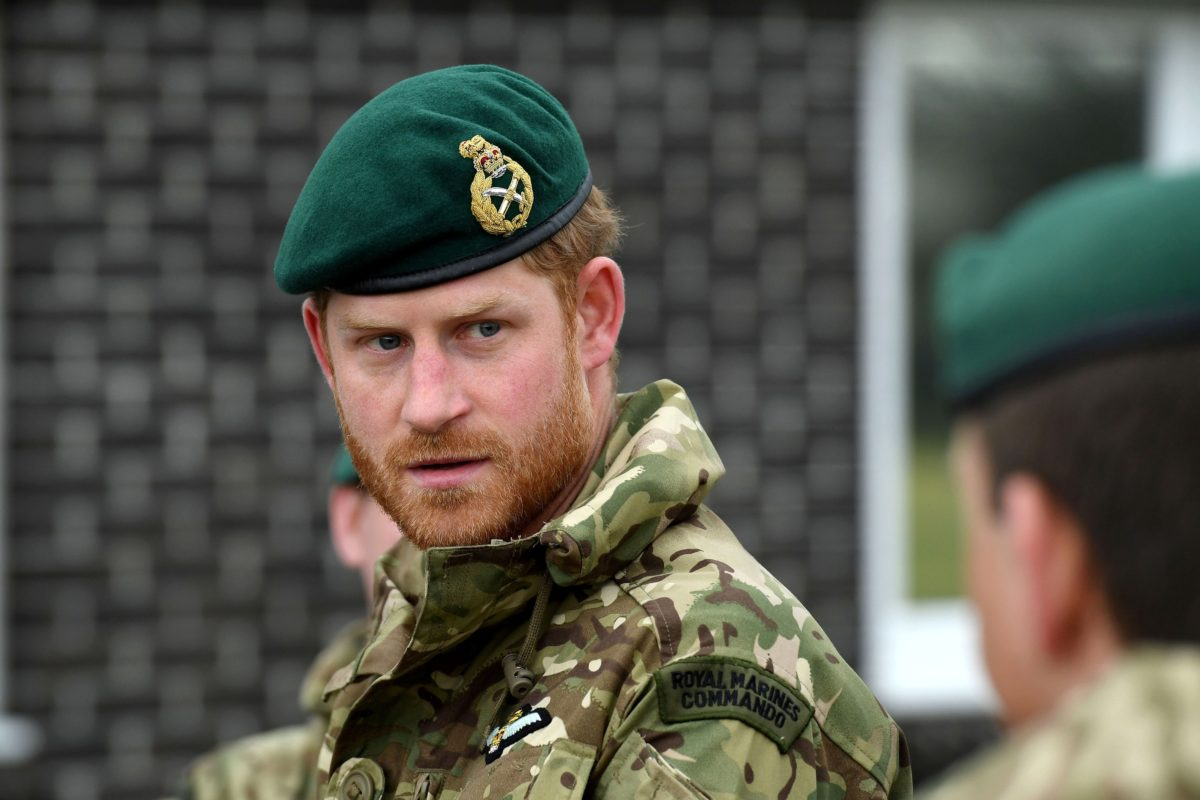 Prince Harry Chief Impact Officer Silicon Valley Startup BetterUp