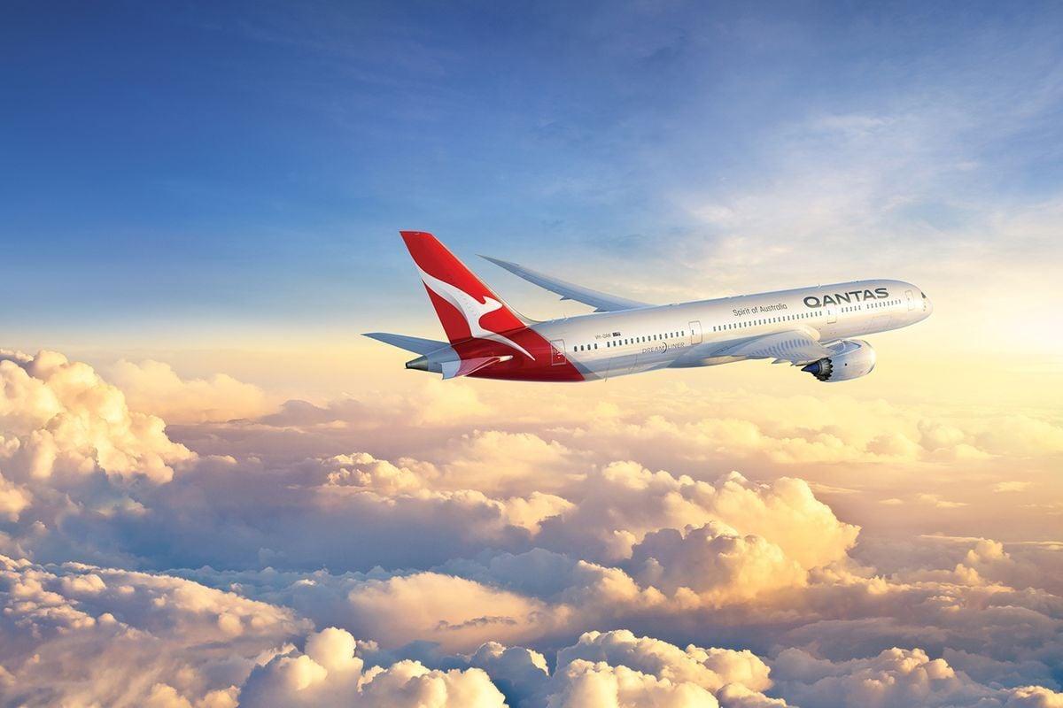 Qantas Unlimited Flights Promotion COVID-19 Vaccine