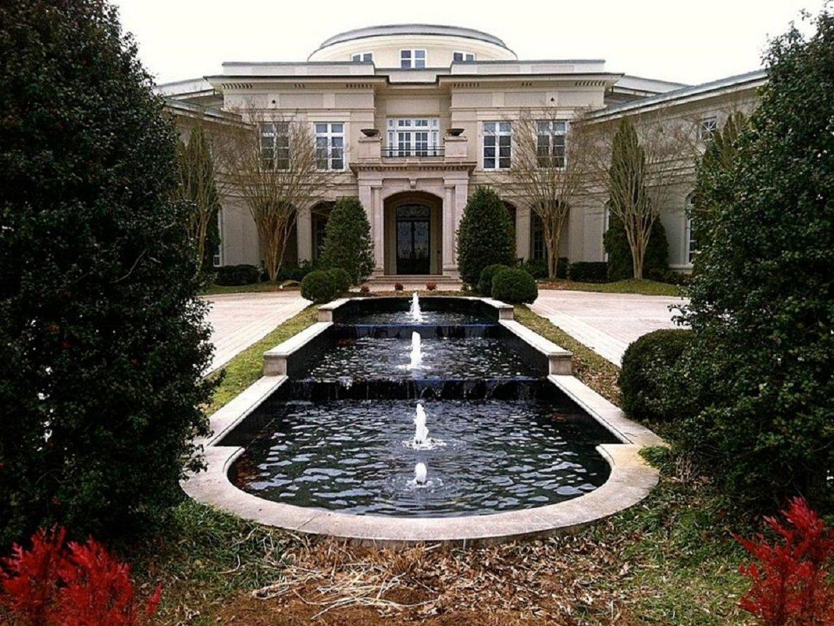 Coming 2 America Rick Ross mansion