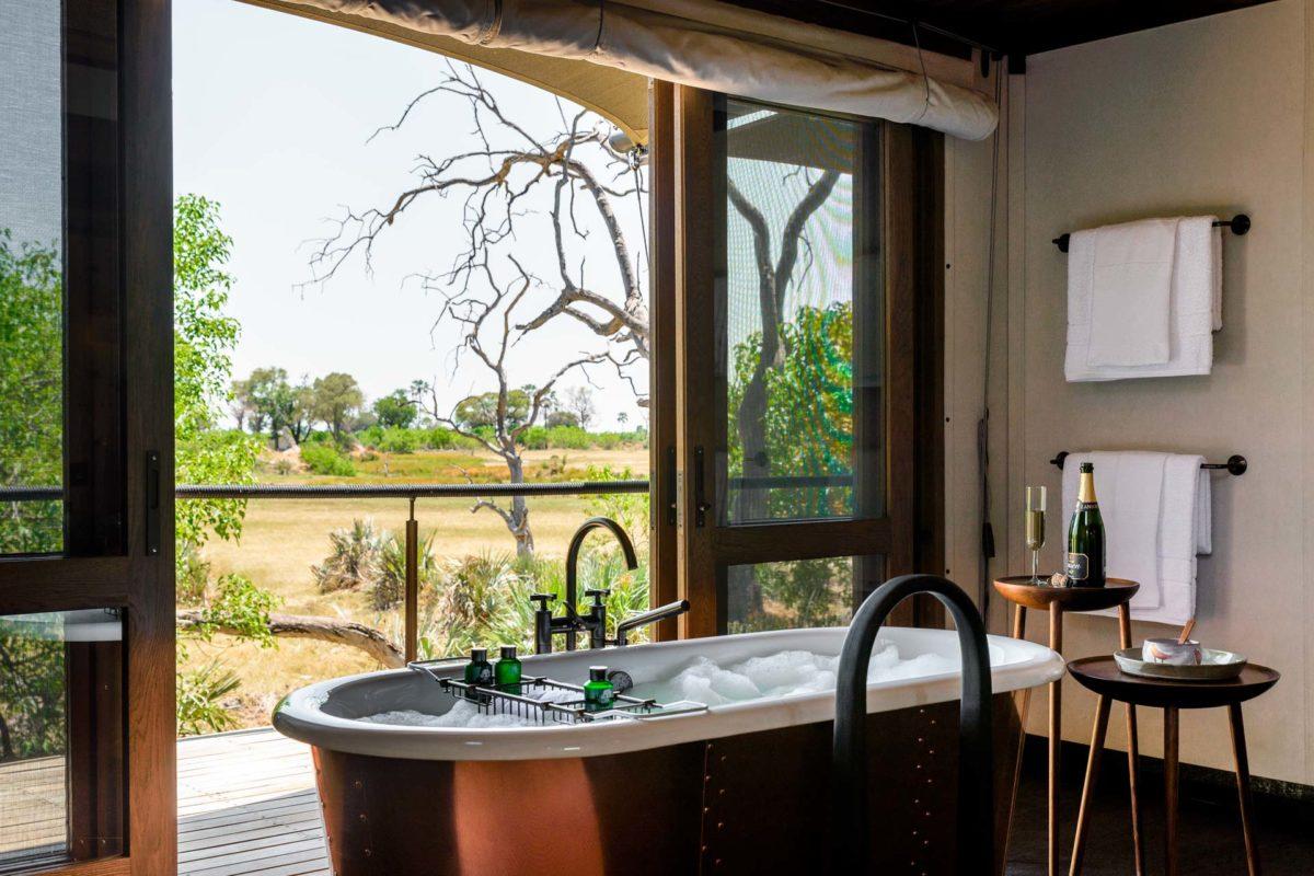 Xigera Safari Lodge botswana