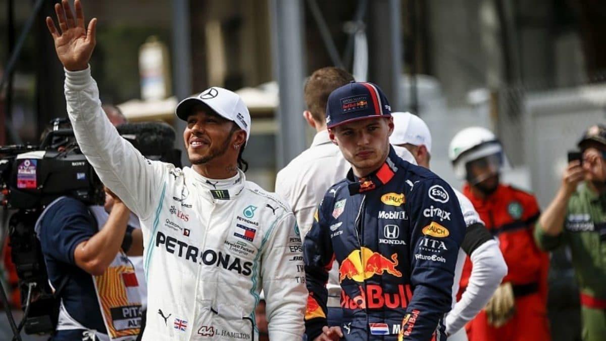 Formula 1 Sprint Qualifying 2021 Season