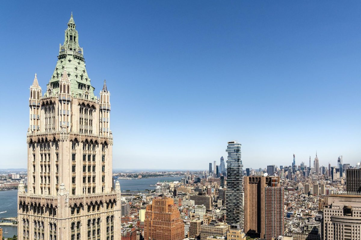 new york woolworth building pinnacle penthouse