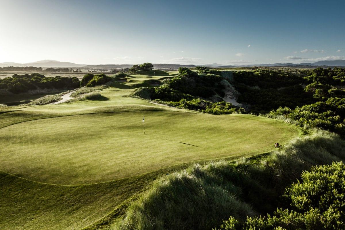 Bougle Run - Barnbougle Golf Course Tasmania