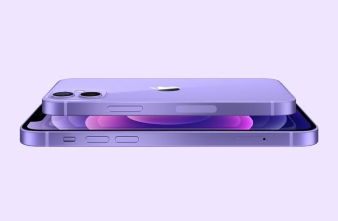 Apple Event 2021 spring loaded iphone 12 purple