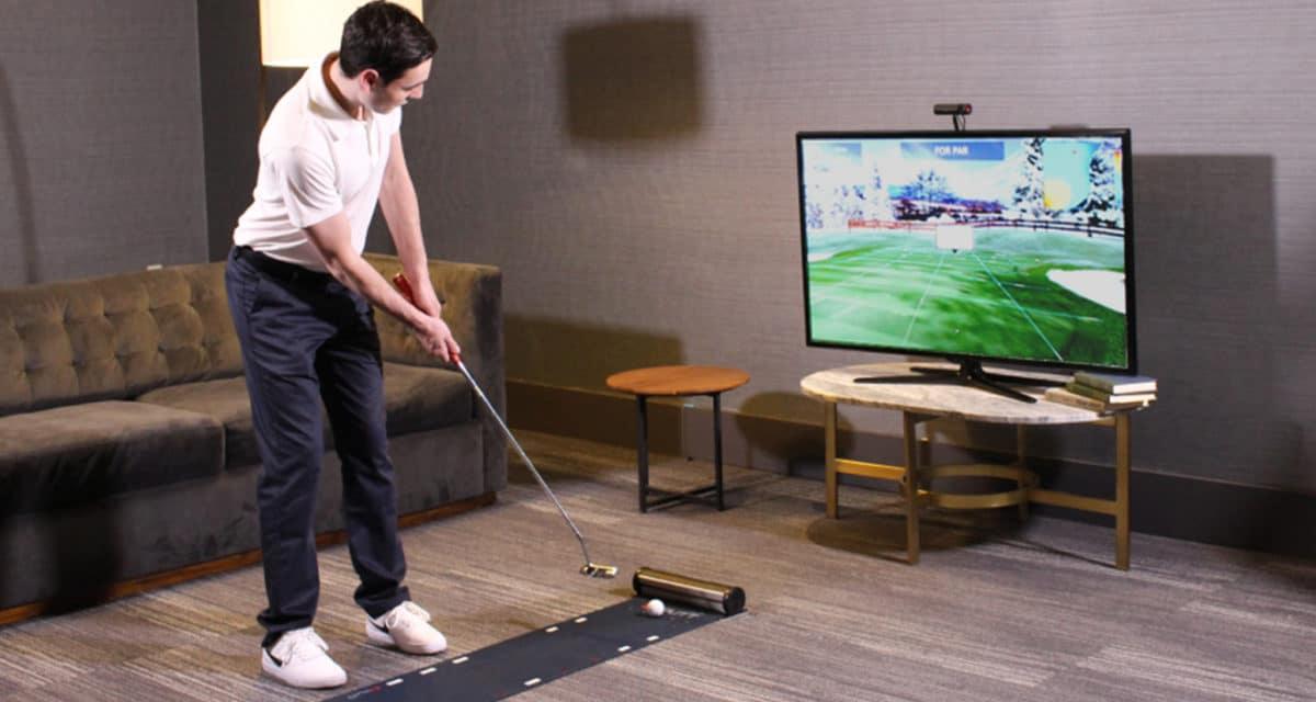 Golf Exputt Putting Simulator
