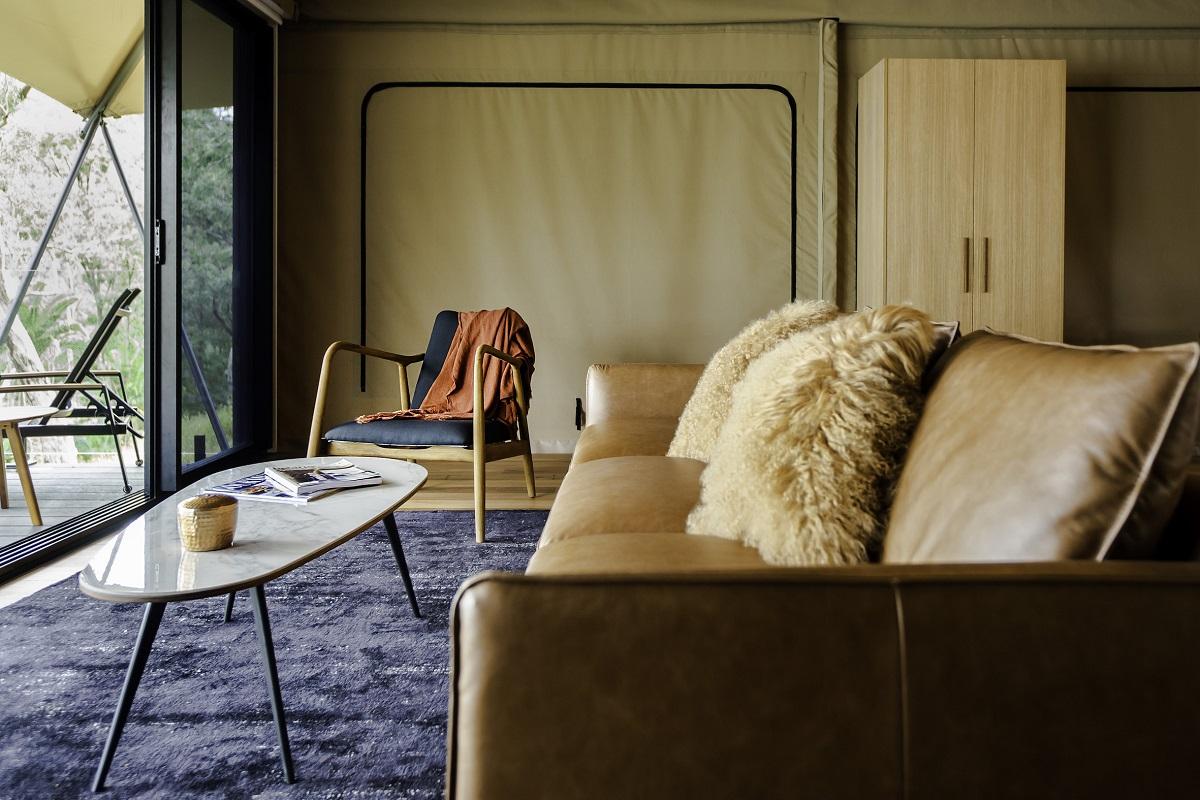 Inside Marramarra Lodge, a new luxury resort in NSW