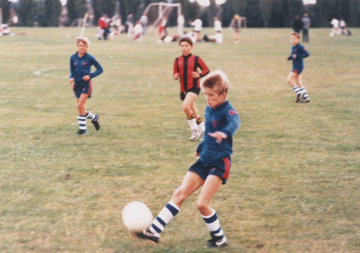 Save Our Squad David Beckham Disney+ Documentary Series