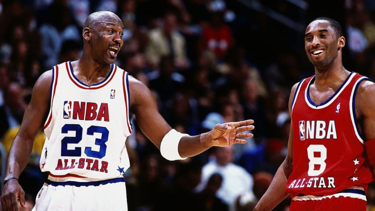 Naismith Memorial Basketball Hall of Fame Kobe Bryant Michael Jordan last text messages