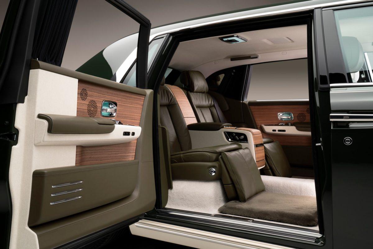 hermes Rolls-Royce Bespoke Phantom Oribe