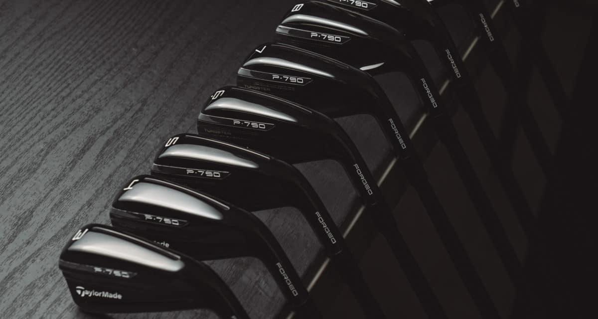 TaylorMade P790 Black Irons