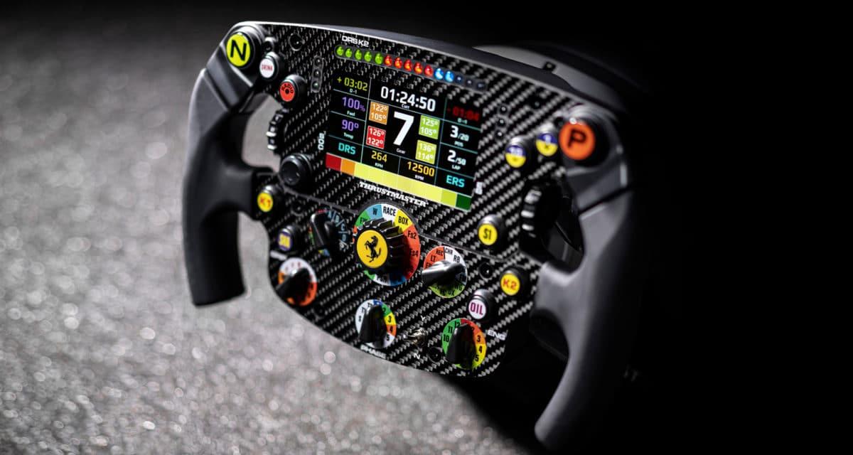 Thrustmaster Ferrari SF1000 Formula 1 Steering Wheel