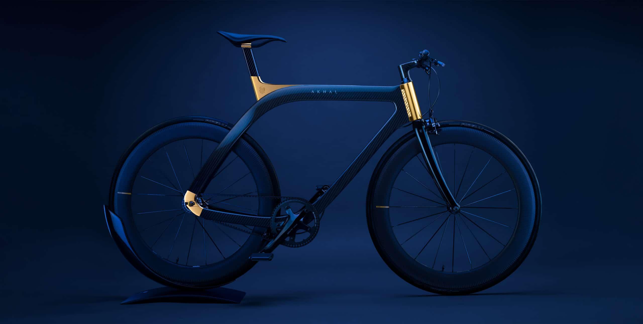extans akhal sheen bike