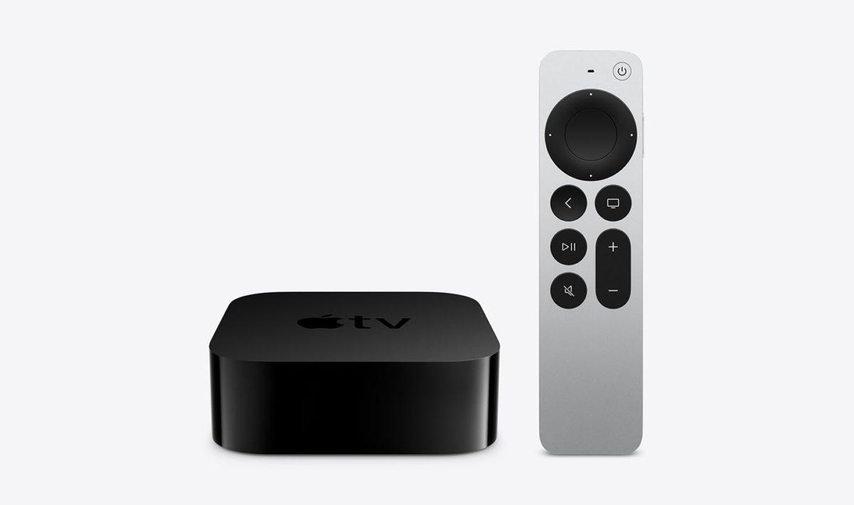 Apple Event 2021 spring loaded - apple tv 4k