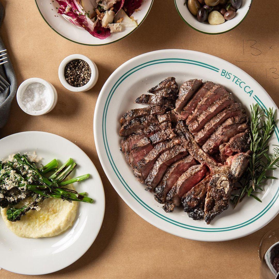 Bistecca is a shoo-in for best streak restaurants in Sydney