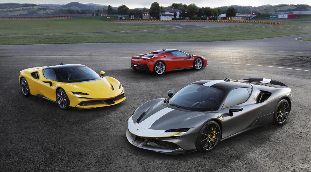 Ferrari Electric 2025 - SF90 Stradale