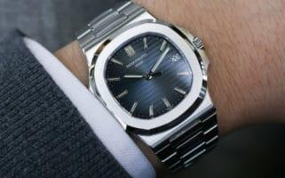 goldman sachs elevator watches - patek philippe