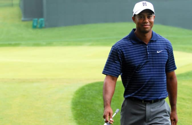 highest-paid golfers all time - tiger woods