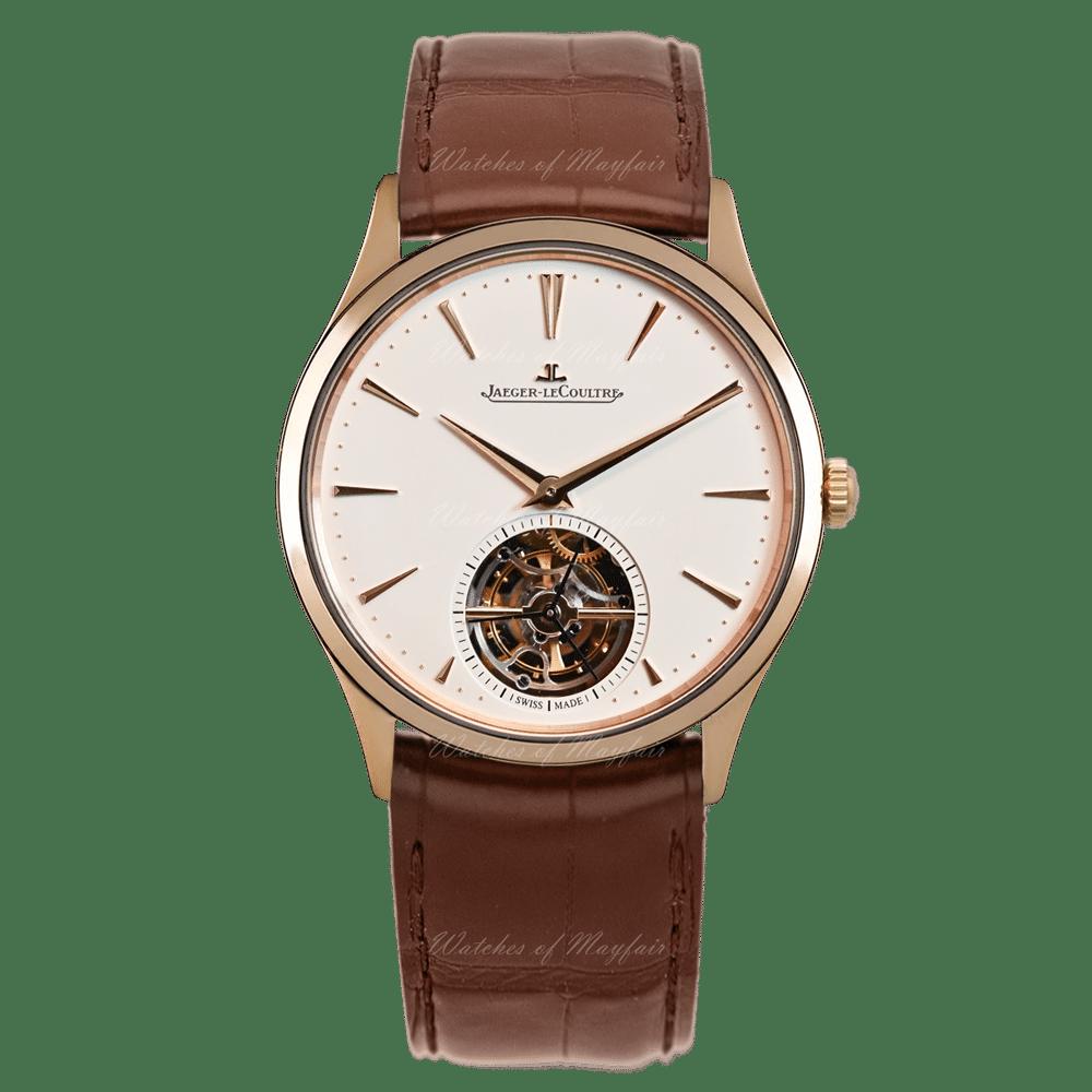 goldman sachs elevator watches - Jaeger LeCoultre Master Tourbillon