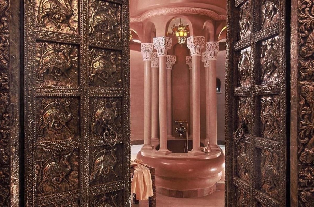 best hotel bathrooms in Marrakech