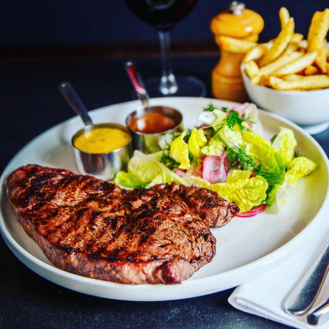 best steak restaurants in melbourne - Middle Park Hotel