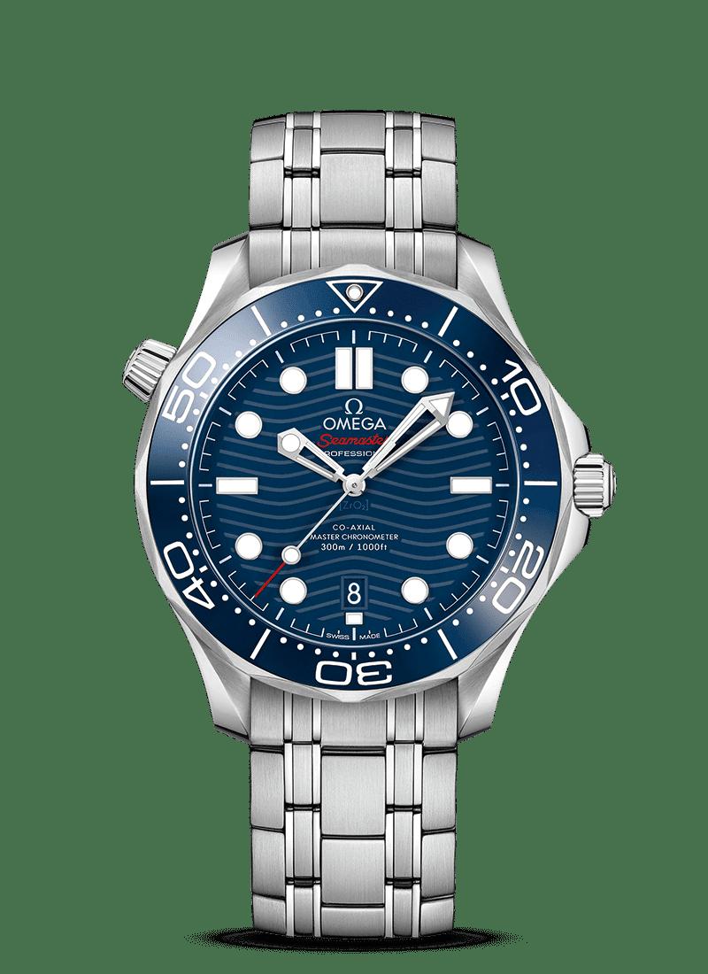 goldman sachs elevator watches - omega seamaster
