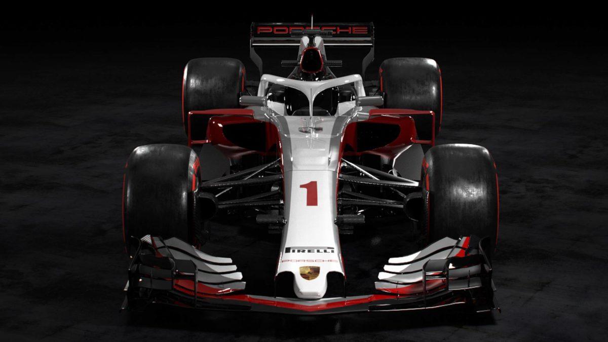 porsche f1 return - formula 1 sustainable fuel