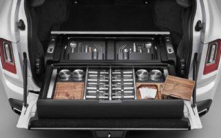 rolls-royce cullinan recreational module