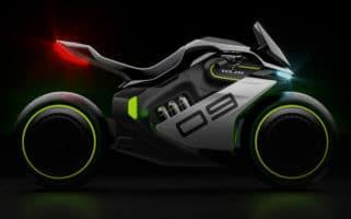 Segway Apex H2 motorcycle
