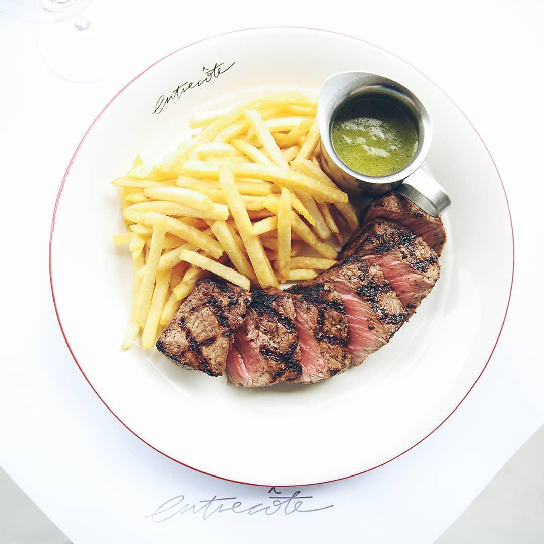 Entrecote is still one of the best steak restaurants in Melbourne.