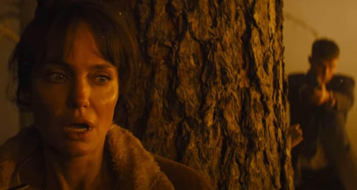 those who wish me dead taylor sheridan angelina jolie trailer