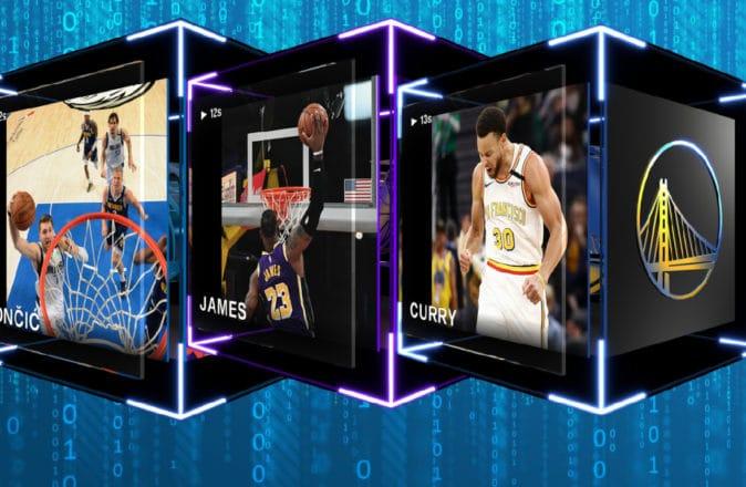 what is an NFT - NBA Top Shot