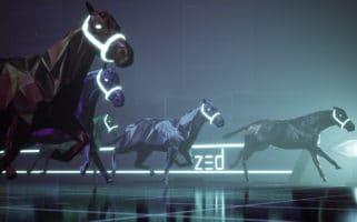 Zed Run is an NFT horse racing game