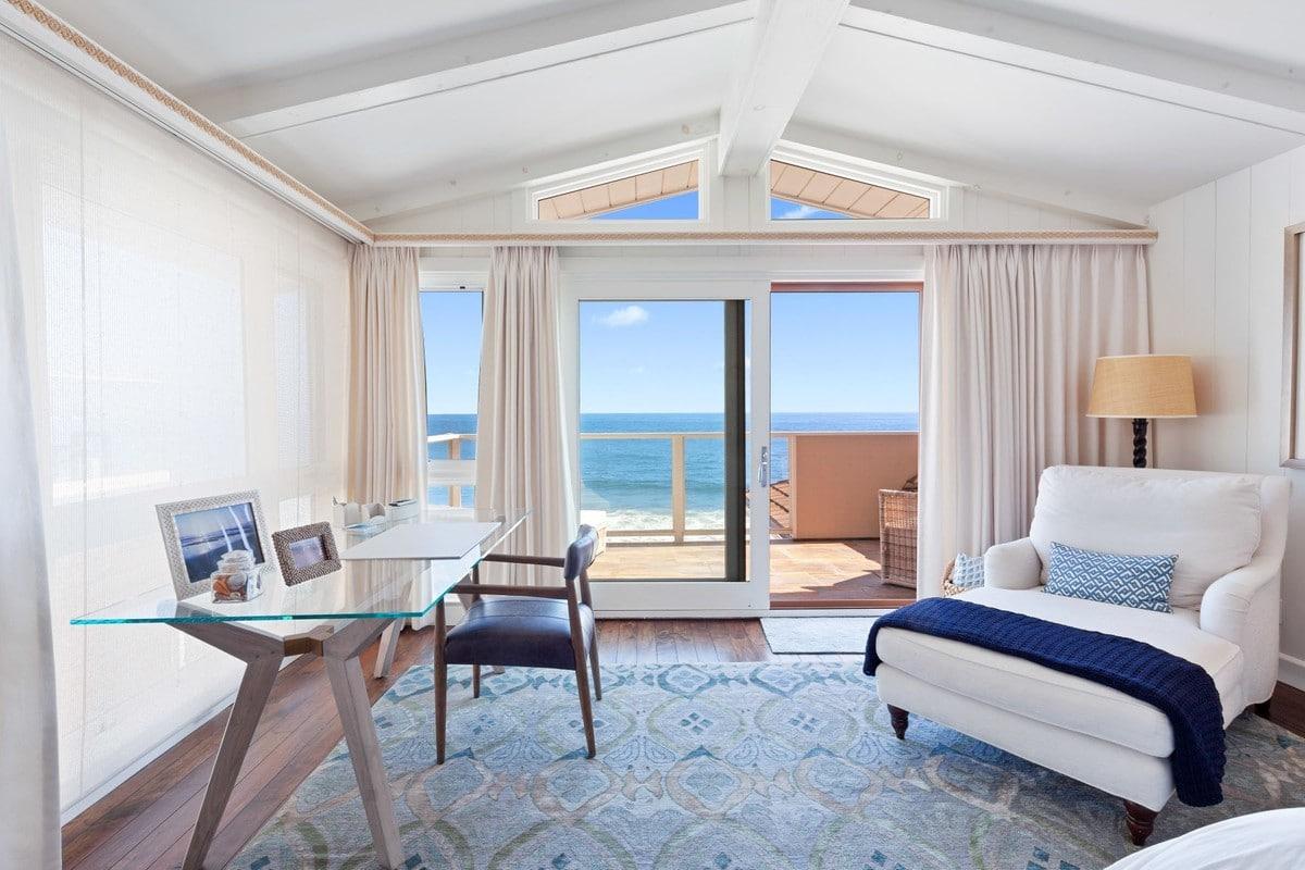 Steve McQueen Malibu Beach House