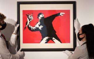 Banksy Print $300 Sydney Museum of Contemporary Art Gift Shop